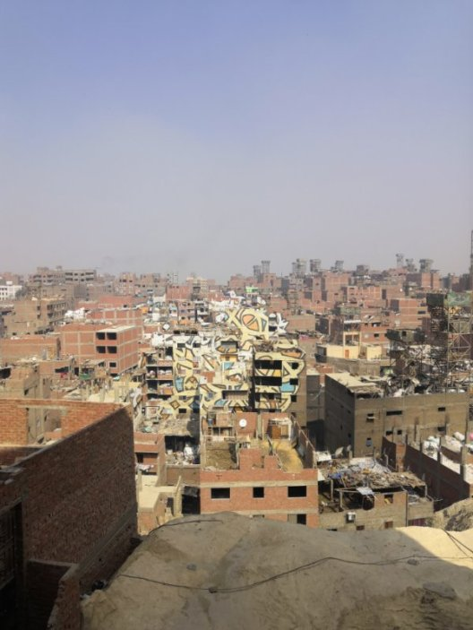 The garbage city of Egypt