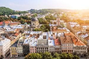 Lviv is one of Ukraine attractions.