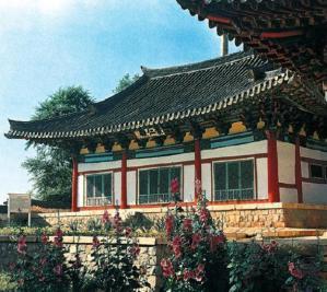 Sungin Hall, Pyongyang.