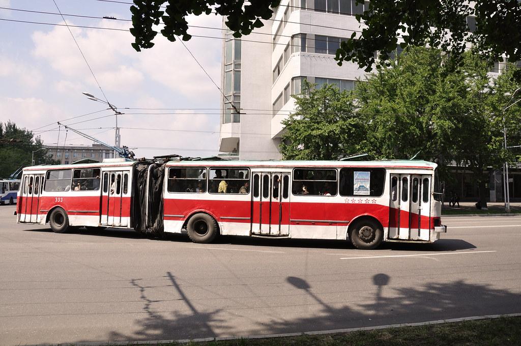 North Korean transportation