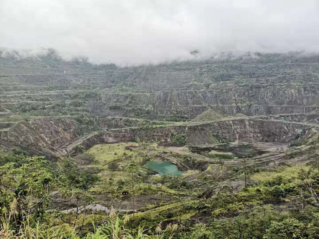 The Panguna Mine