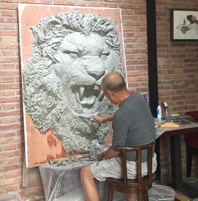 Mansudae Art Studio