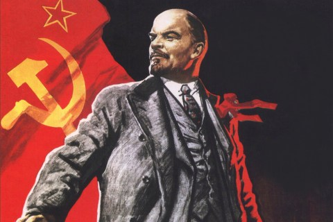 Lenin, famous proponent of communism.