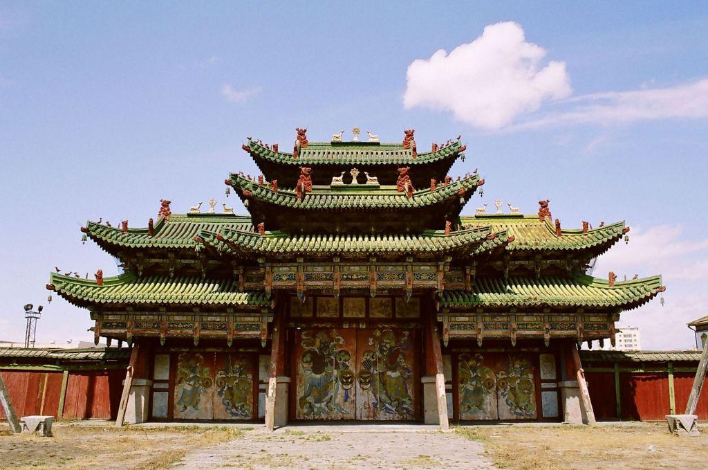 Bogd Khan Winter Palace, Ulaanbaatar