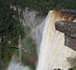 Kaieteur Waterfall - guyana