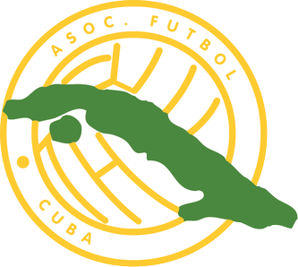 Logo of the Football association of Cuba
