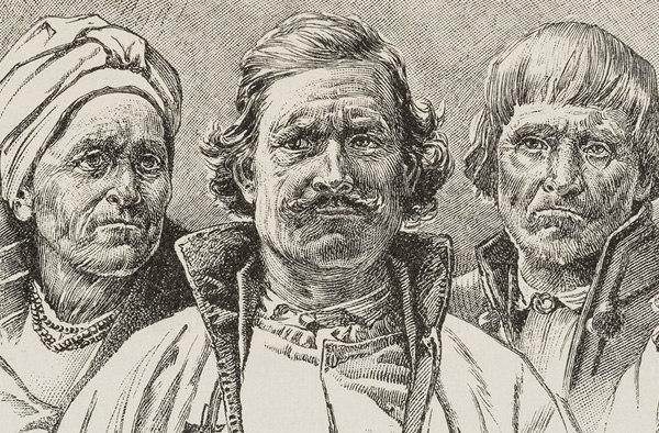 Portraits of Ruthenians