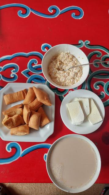 Mongolia Yogurt