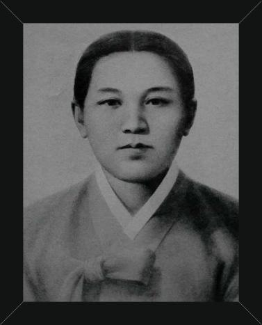 Mother Kang Pan-Sok, mother of Kim Il-Sung