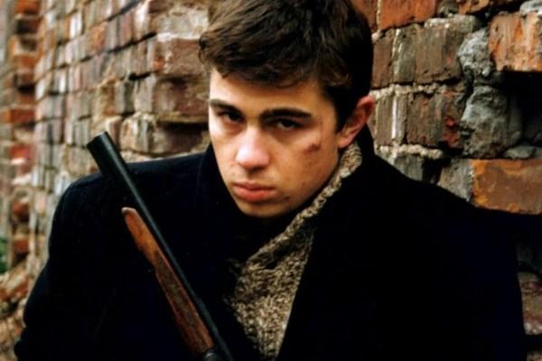 Screenshot from the soviet movie Brat