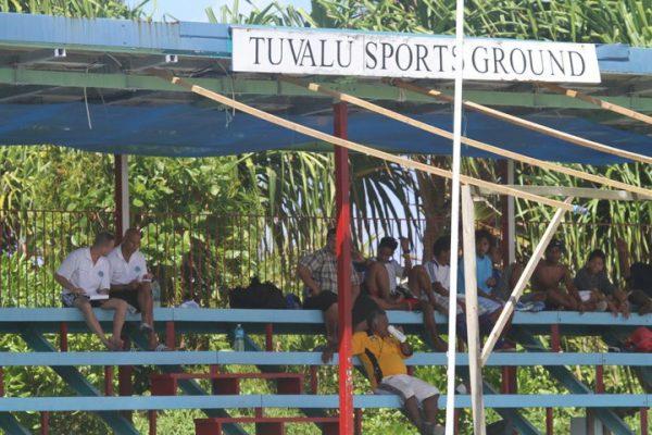 Tuvalu football stadium