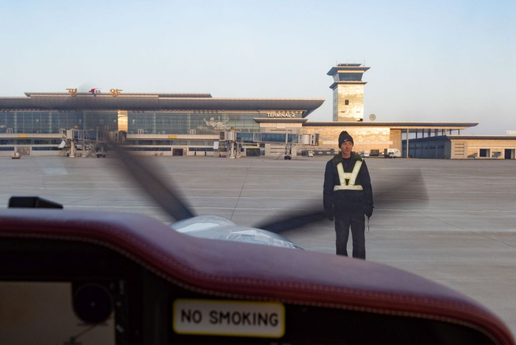 Beginners Guide To Pyongyang Airport Young Pioneer Tours