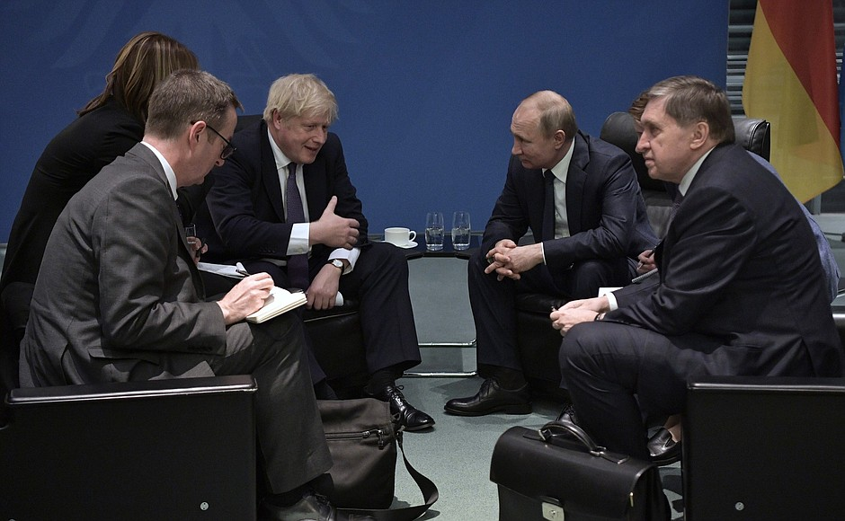 Boris Johnson is amongst the world leaders who have caught Covid-19