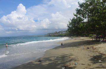 The beautiful beaches of Honiara