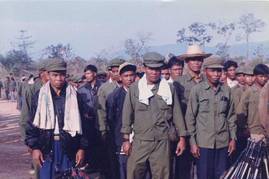 Why did Pol Pot lose power?