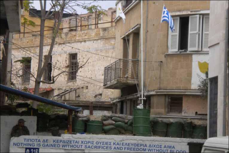 Divided Nicosia