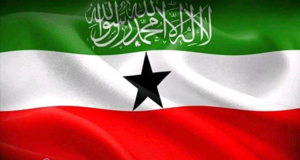 Somaliland Flag unrecognized
