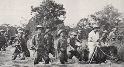 Khmer Issarak forces