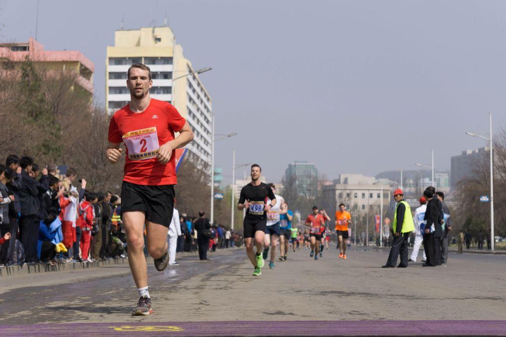 Pyongyang Marathon FAQ run