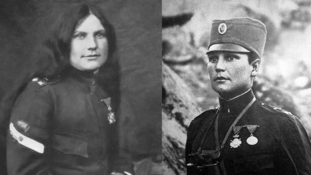 10 Incredible Serbian Women from famous to infamous