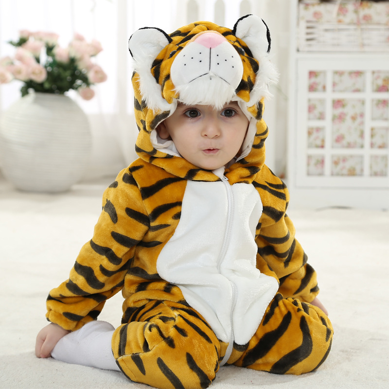 baby tiger costume onesie - Tiger For Halloween