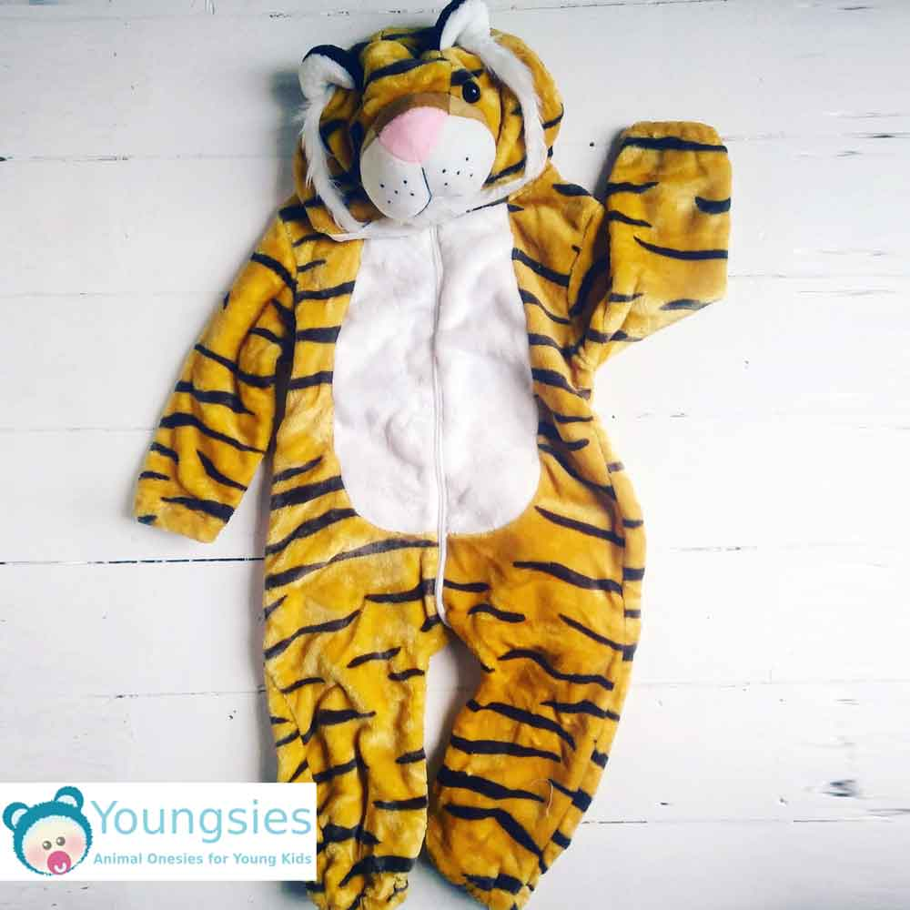 Tiger Onesie Costume Style For Baby Amp Toddler