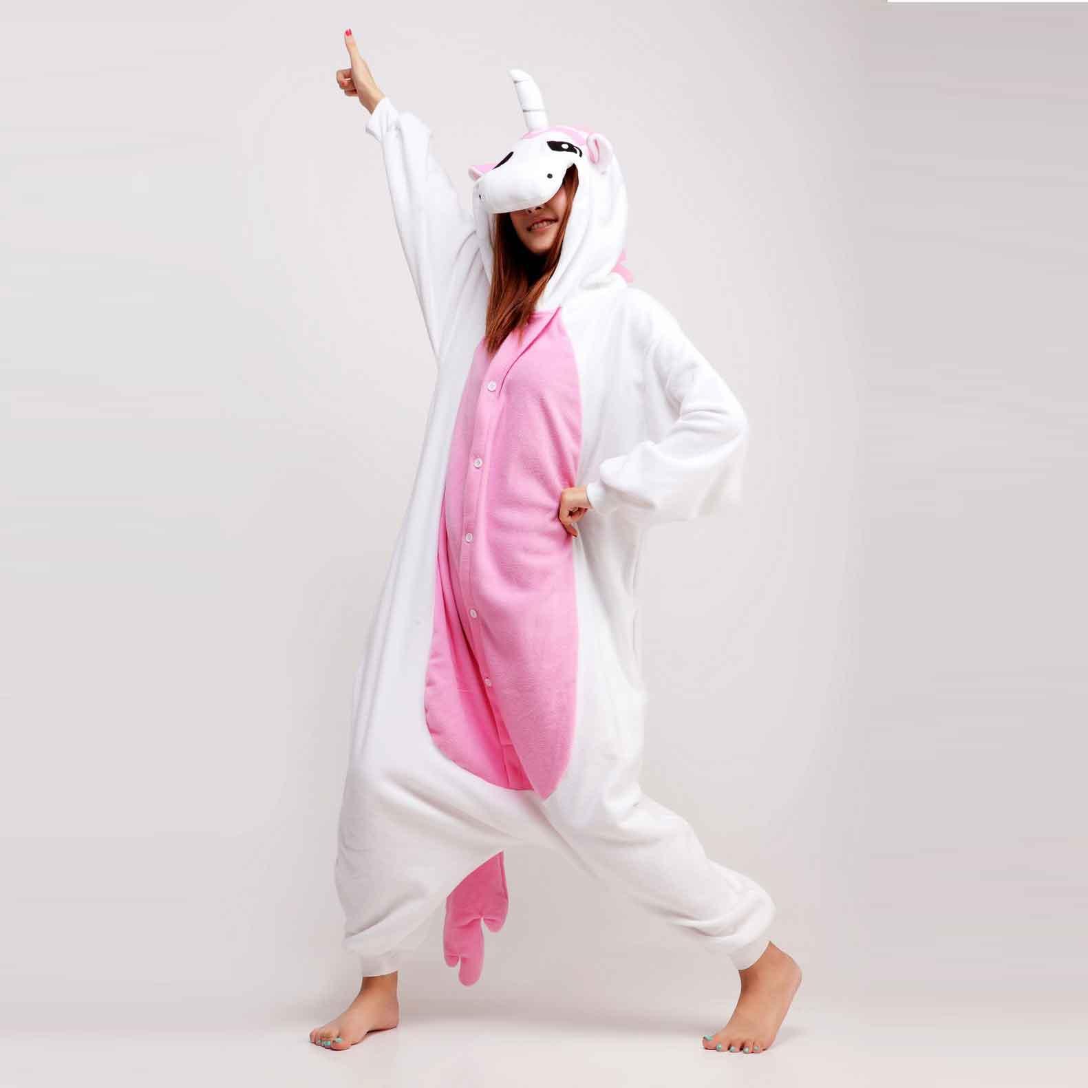 unicorn onesie pink kids u0026 adults size 5 u0026 up