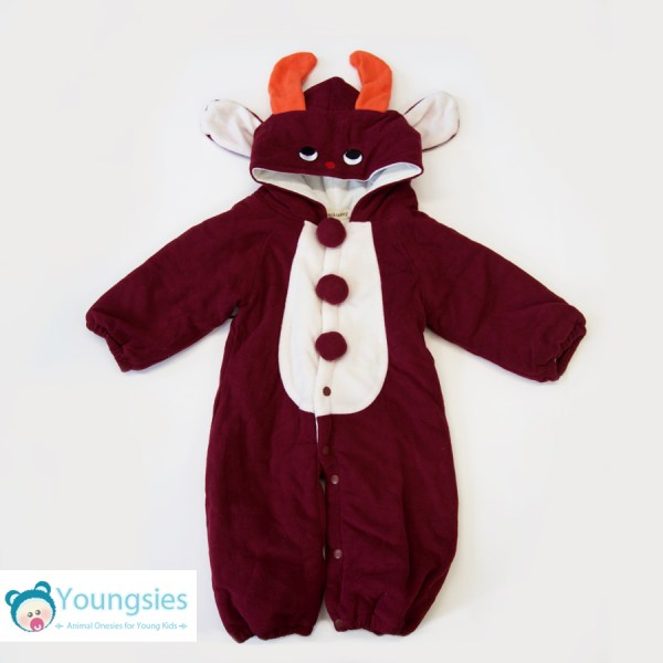 Kids christmas reindeer costume
