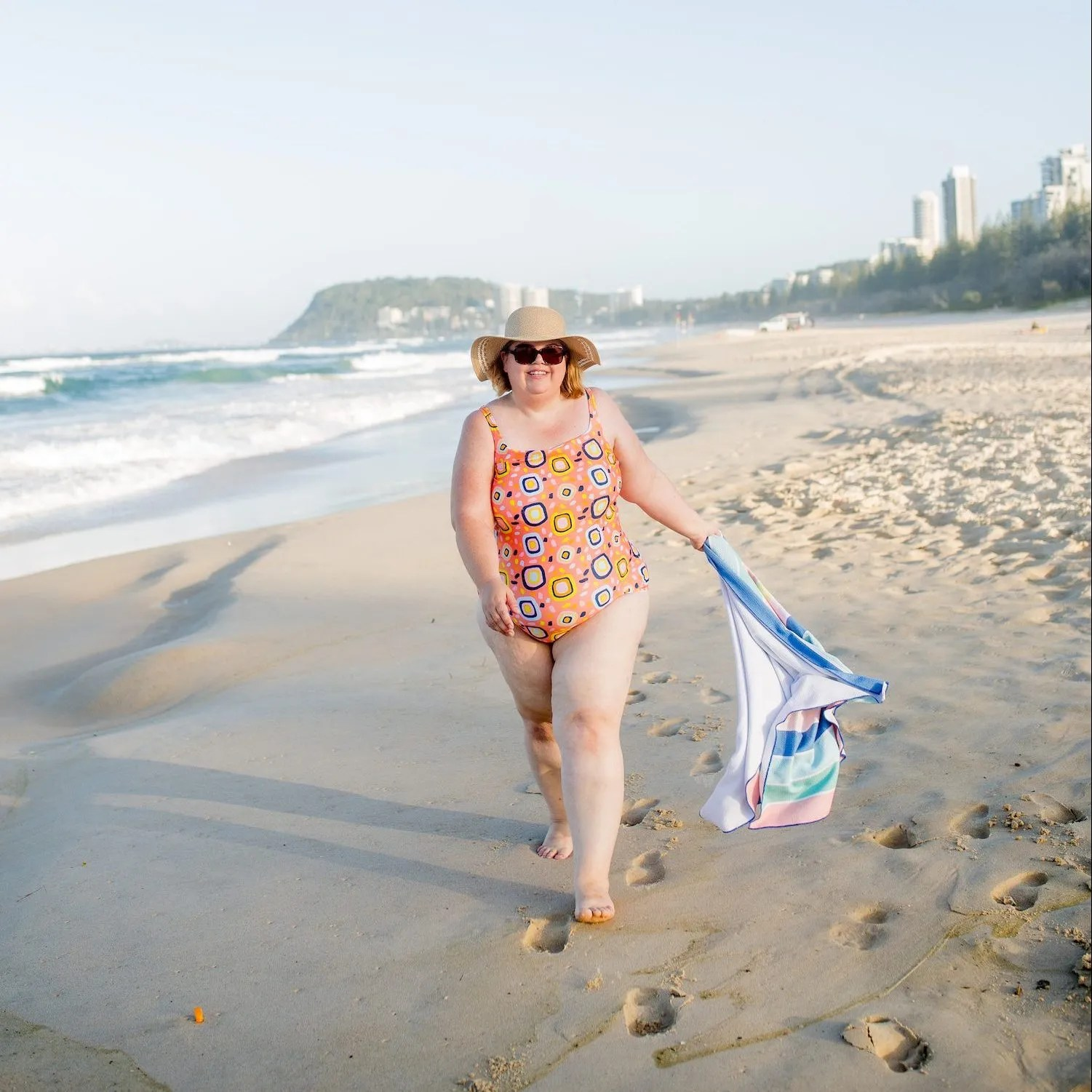 Plus size swimwear made in Australia
