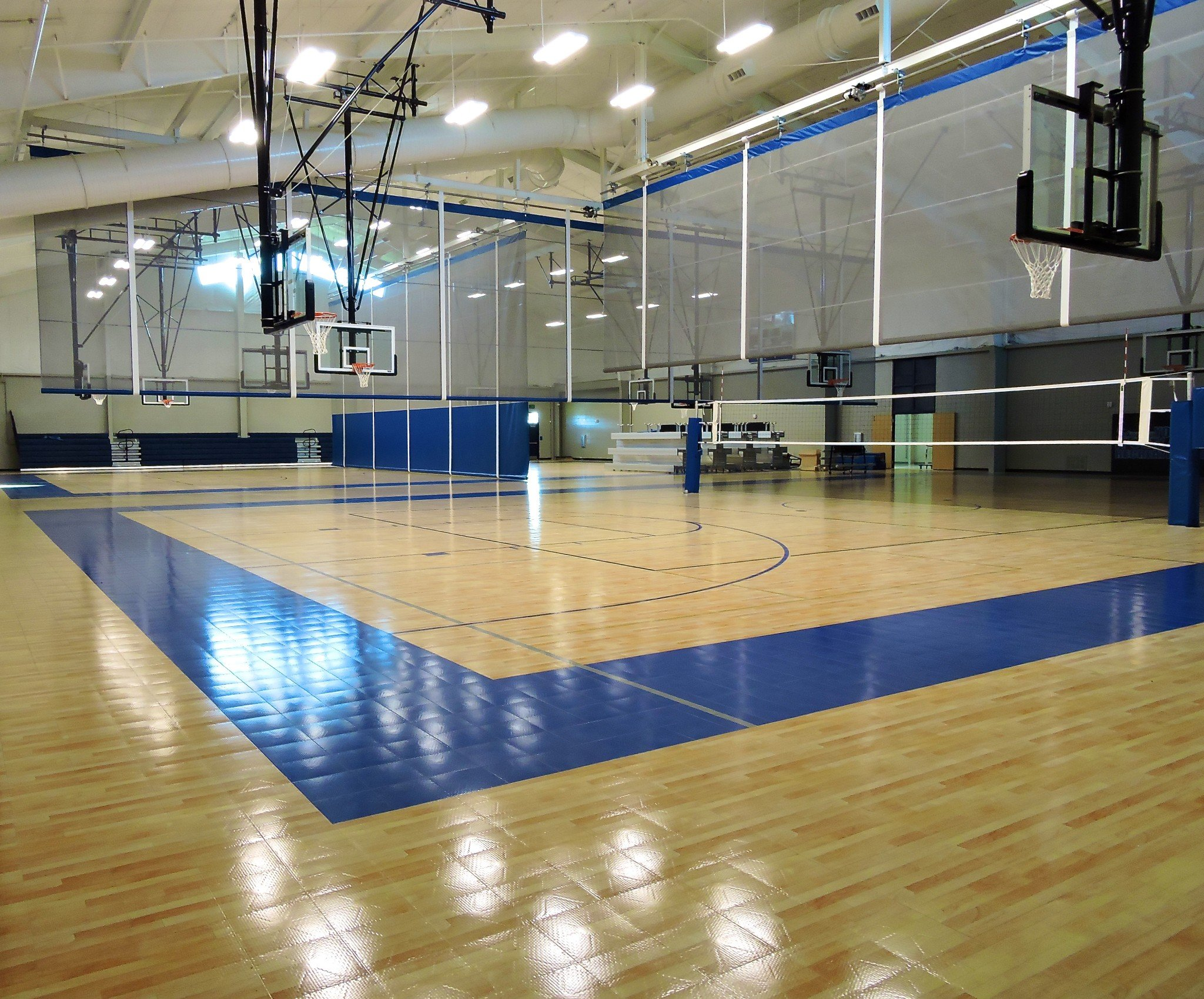 Recreation Center, Grand Opening April 9, 2016