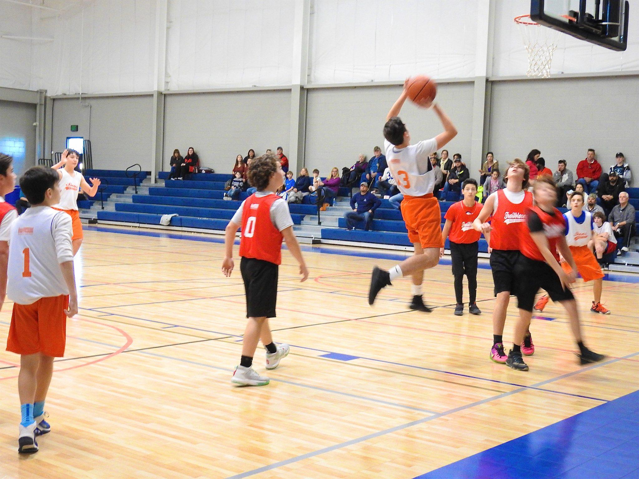 YRSP Basketball Jamboree