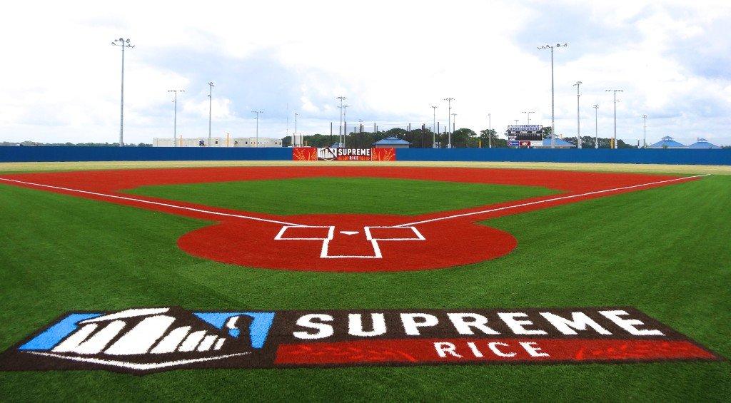 Supreme Rice Field