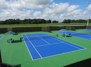 Raising Canes Tennis Center