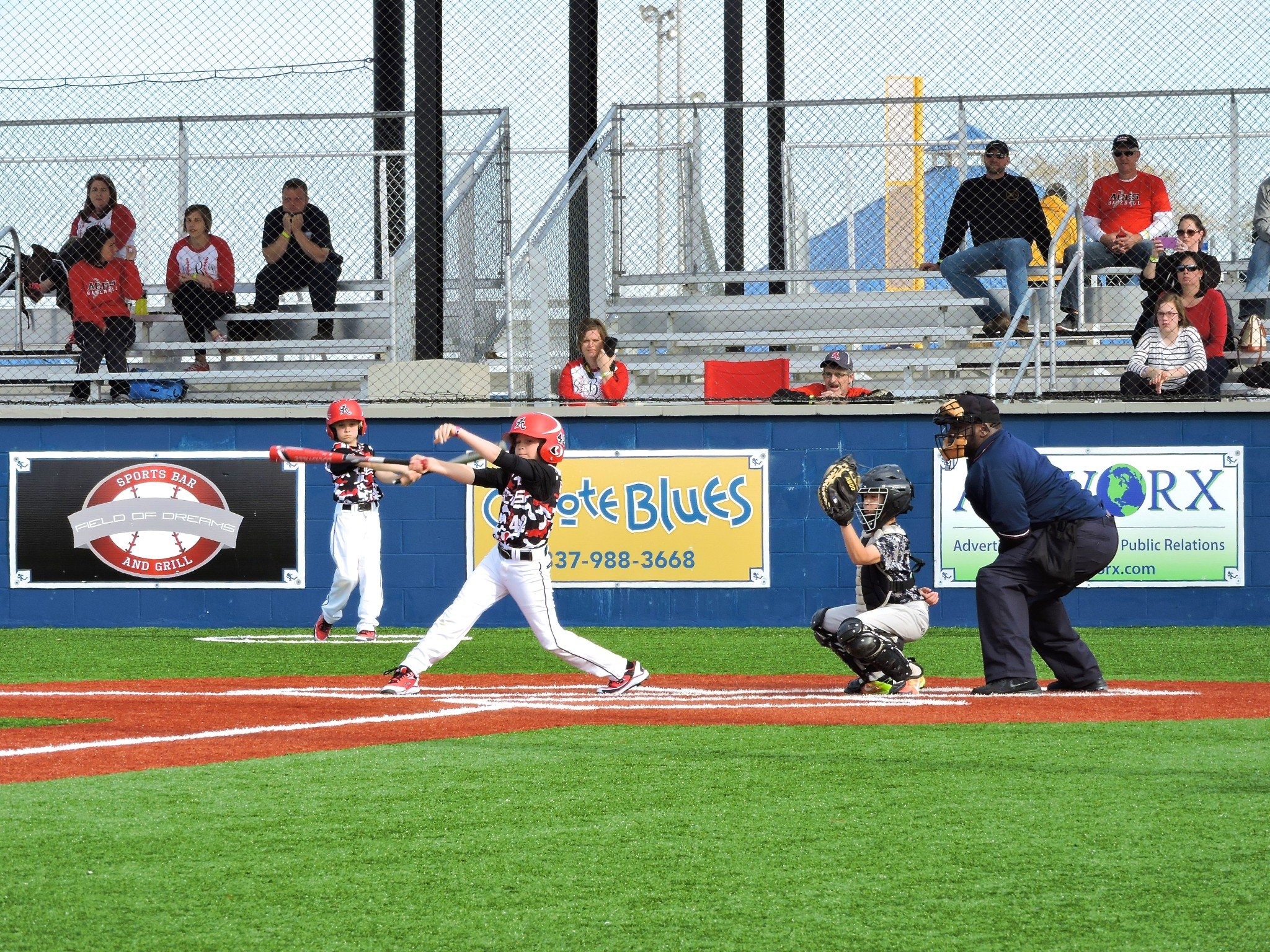 USSSA baseball tournament