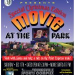 Special Christmas Edition of Movie at the Park!