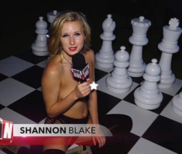 Shannon Blake Of Naked News Asks Young Swingers About Their Fetishes