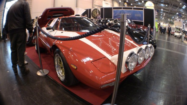 Lancia Stratos 1975 309500 eur