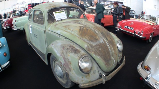 VW Kaefer 1951 19900 eur