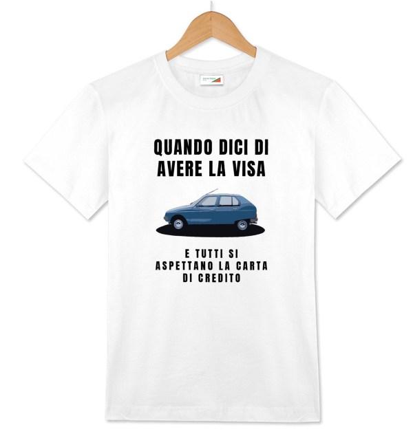 Citroën Visa T-shirt
