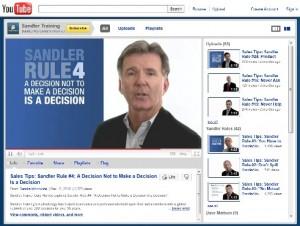 sandler worldwide youtube screenshot