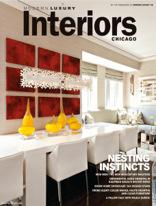 CS Interiors cover