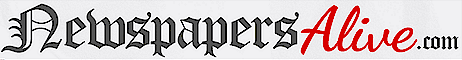 NEWSPAPERSALIVE.COM logo