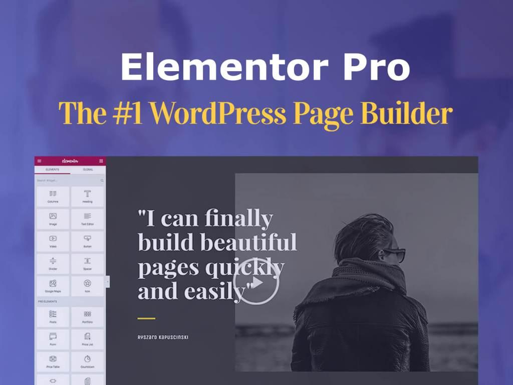 แนะนำการใช้งาน ปลั๊กอิน WordPressPage Builder Elementor