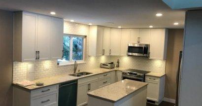 Kitchen Renovation Delta, BC