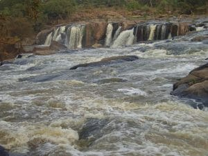 94 Fourteen Falls 300x225 100 Things to do in Kenya