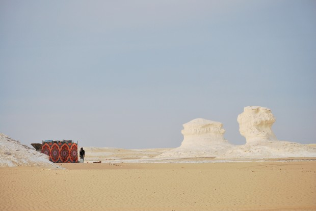 18 Magical Photos From White Desert in Egypt