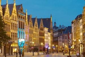 Vrijgezellenfeest in Antwerpen