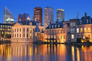 Vrijgezellenfeest in Den Haag