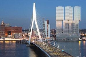 Vrijgezellenfeest in Rotterdam