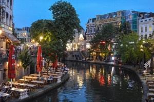 Vrijgezellenfeest in Utrecht